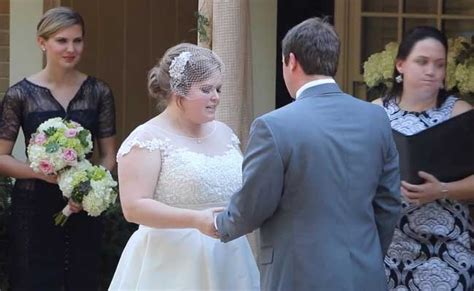 wedding vows minister says gasp minister throws up during vows now what the