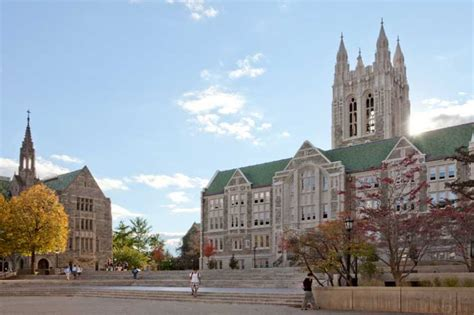 Jesuit Mba by Jesuit Colleges Boston 2018 2019 Studychacha