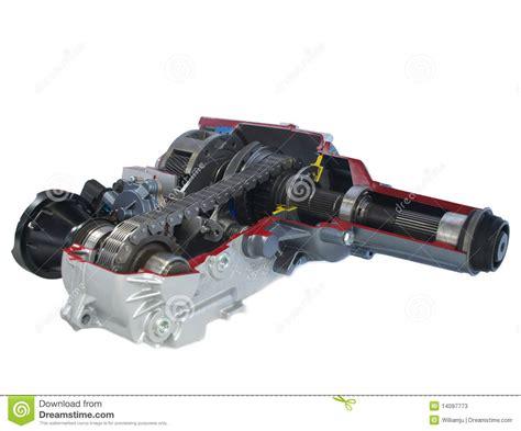 Car Parts Transfer Electric Shift Stock Photos