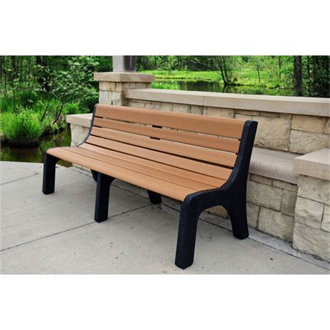 frog bench frog furnishings newport bench 6 ft wide