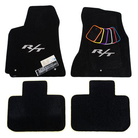 Dodge Charger Floor Mats Logo by Dodge Charger Floor Mats R T 2006 2017