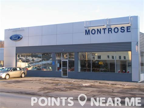 Ford Dealers Near Me by Ford Dealer Near Me Points Near Me