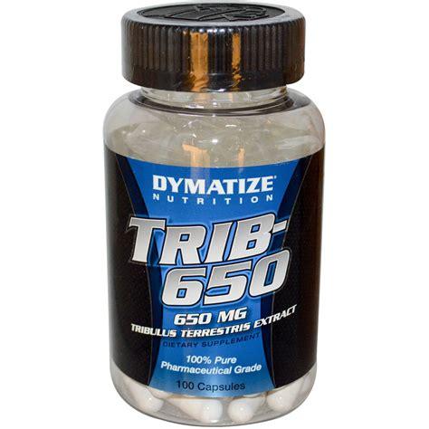 Suplemen Tribulus Dymatize Nutrition Trib 650 Tribulus Terrestris Extract