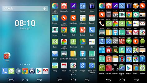 turbo launcher ex trusted reviews best android launcher apps to 2016 apex launcher pro