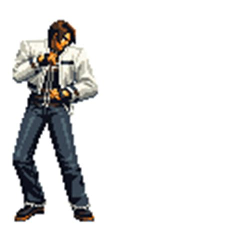 imagenes con movimiento de king of fighter 2002 imagen kyo kusanagi gif the king of fighters wiki