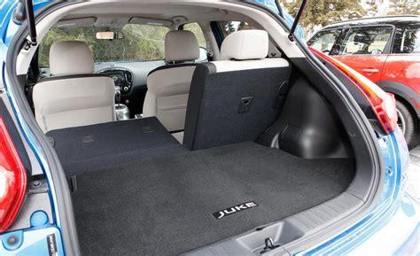 juke nismo trunk nissan juke trunk space search car shopping