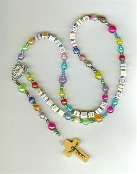 rosary craft for rosary crafts