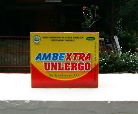 Ambextra Unlergo Herbal Wasir obat herbal ambeien tanpa operasi quot ambextra unlergo