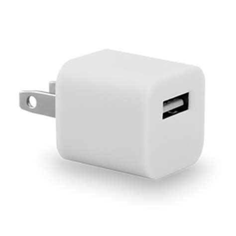 apple charger apple a1265 iphone usb power adapter cube charger