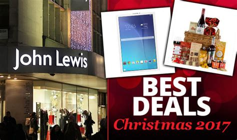 john lewis uk best christmas gifts deals and discounts