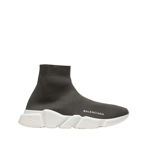 Sepatu Balenciaga Speed Trainer balenciaga speed trainer light grey s speed sneakers