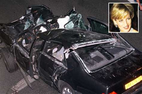 diana car crash pics princess diana fashion and style trends
