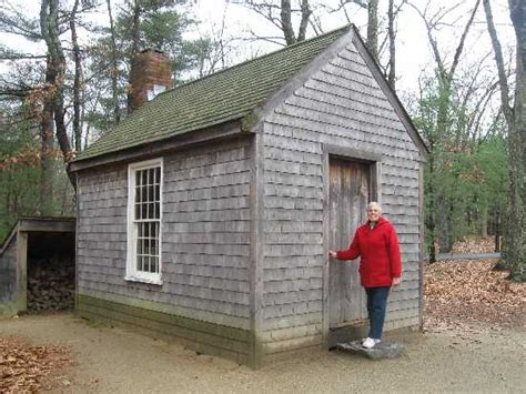 Walden Pond Thoreau Cabin by Thoreau S Walden Pond On Muse Day