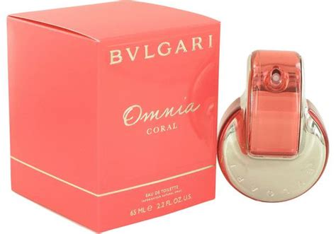 Parfum Bvlgari Omnia Coral omnia coral perfume by bvlgari buy perfume
