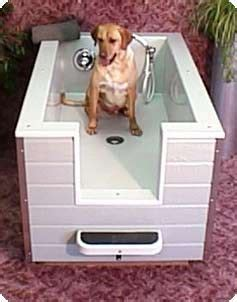 dog in bathtub 21 best images about dog bath tub on pinterest outdoor