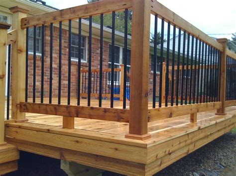 Porch Spindles Lowe S Deck Railing Spindles Wood 100s Of Deck Railing