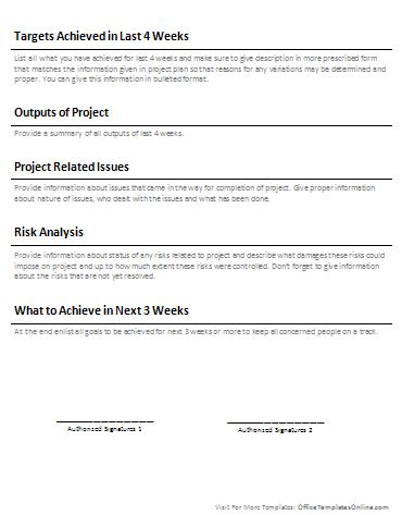 professional report template 5 professional report templates office templates