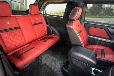 rhino xt interior an all terrain suv for the future