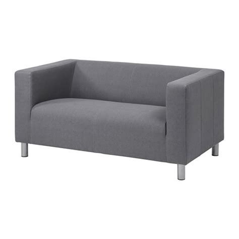 How To Open Ikea Sofa Bed Klippan Compact 2 Seat Sofa Flackarp Grey Ikea