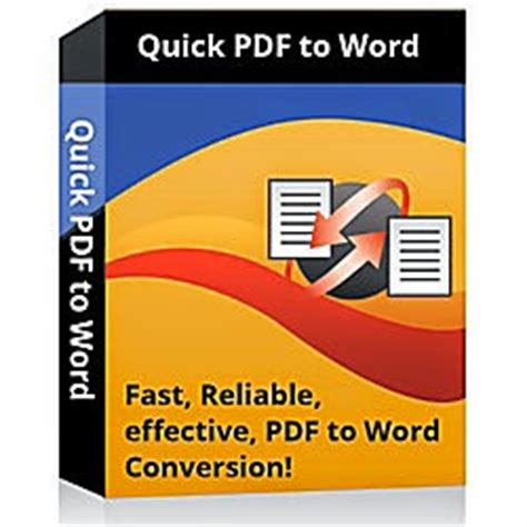 convert pdf to word quickly quick pdf to word converter free download