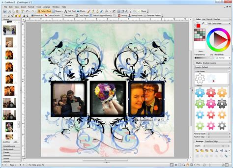 best scrapbook software serif craftartist 2 professional review rating pcmag