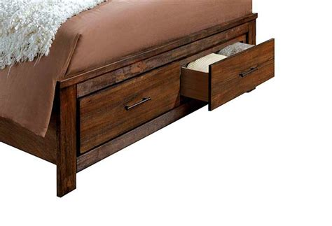 oak platform bed storage platform bed in oak finish fa72 platform beds