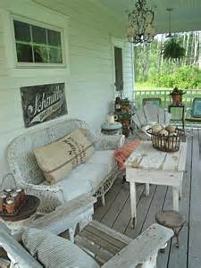 shabby chic porch ideas