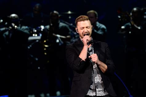 Laurent Shows Timberlake Influence by Vid 201 O Eurovision 2016 Revivez Le Show De Justin Timberlake