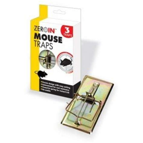 trap kitchen books pack of 3 traditional metal mouse traps