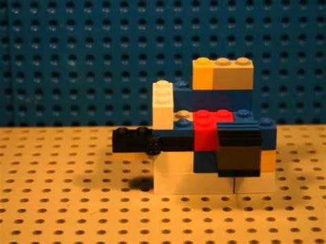 lego lock tutorial tutorial ultimate lego combination safe combo lock v1
