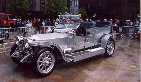 file rolls royce silver ghost at centenary jpg wikimedia