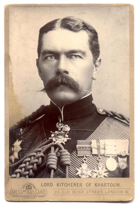 Horatio Kitchener by Quotes By Horatio Herbert Kitchener Earl Kitchener
