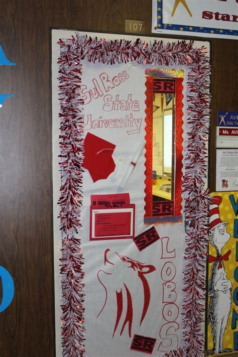 themed door decorating contest 93 best college theme school year images on