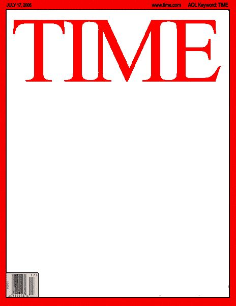 blank time magazine cover random stuff pinterest