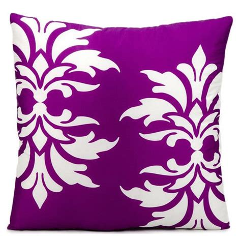 purple decorative pillows for bed best 25 purple throw pillows ideas on pinterest throw