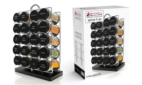 Spice Rack Melbourne by 29 For A Maxwell Williams 21 Filled Spice Rack