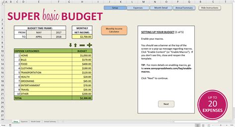 image of family budget template budgeting pinterest family