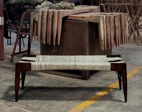 wrap bench 5 modern design updates of ancient indian crafts design agenda phaidon