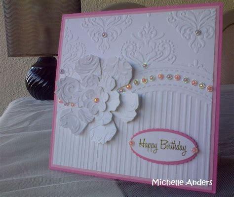 Embossed Birthday Card Ideas