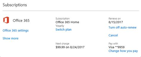 Office 365 Your Subscription Has Expired Microsoft Office And Outlook Specialist Unlicensed