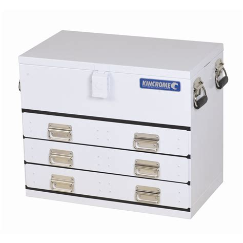 kincrome 3 drawer tool chest kincrome 3 drawer heavy duty ute tool box bunnings