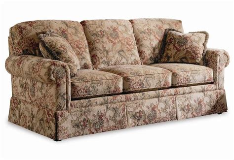 traditional sofas with skirts traditional sleeper sofa living room sleeper sofas thesofa