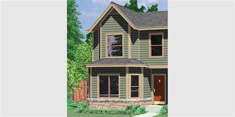 Canadian Duplex House Plans House Plan Duplex House Plans In Canada