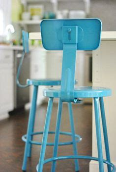 Spray Paint Bar Stools by Industrial Stool On Vintage Industrial