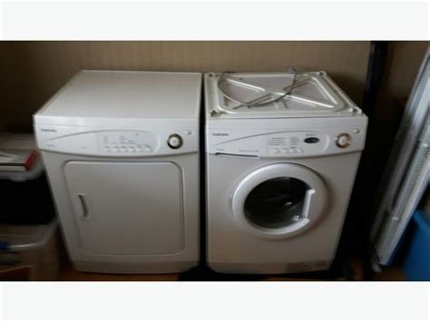 Apartment Size Washer And Dryer Sets Samsung Apartment Size Washer And Dryer Chemainus Cowichan