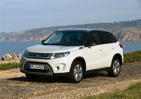 Suzuki Vitara New New Suzuki Vitara 2015 Automotive Car News