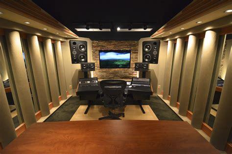 Custom Designed Studio: The Blue Grotto