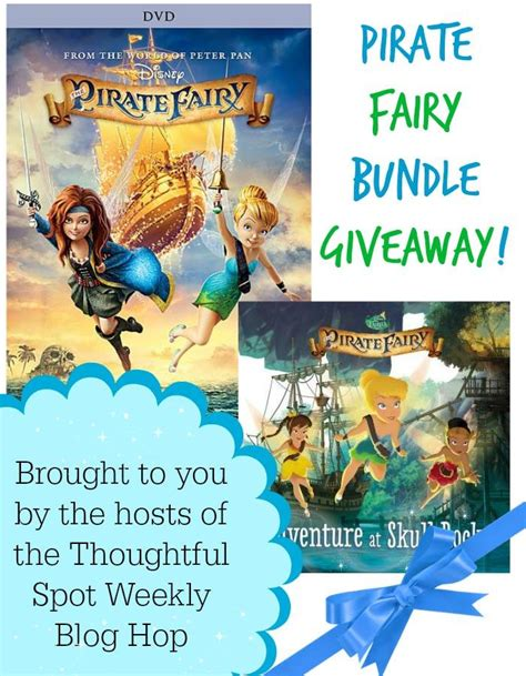 Pirates Giveaways - thoughtful spot weekly blog hop 34