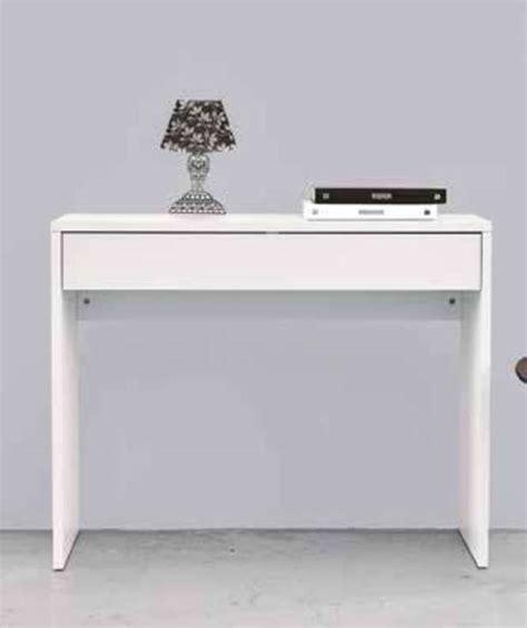 Schreibtisch Oder Konsole Mit Schubkasten Netto