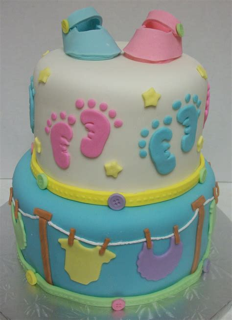 Footprints Baby Shower Theme by Baby Footprints Baby Shower Footprints Theme